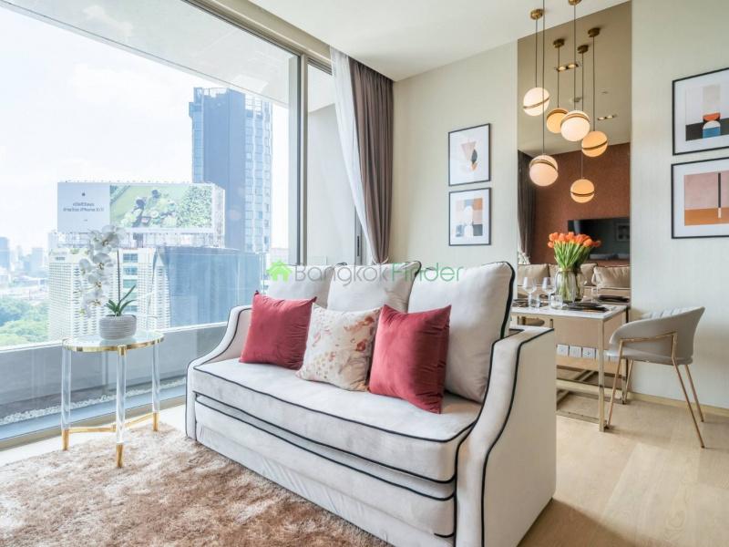 Saladaeng, Bangkok, Thailand, 1 Bedroom Bedrooms, ,1 BathroomBathrooms,Condo,For Rent,Saladaeng one,7043