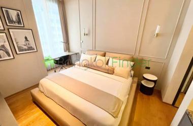 Saladaeng, Bangkok, Thailand, 1 Bedroom Bedrooms, ,1 BathroomBathrooms,Condo,For Rent,Saladaeng One,7071