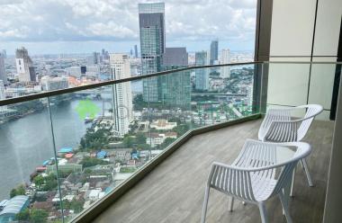 Charoen Nakhon, Bangkok, Thailand, 1 Bedroom Bedrooms, ,1 BathroomBathrooms,Condo,For Rent,Magnolias Waterfront,7078