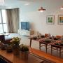Taksin, Bangkok, Thailand, 3 Bedrooms Bedrooms, ,3 BathroomsBathrooms,Condo,For Rent,The River,7089