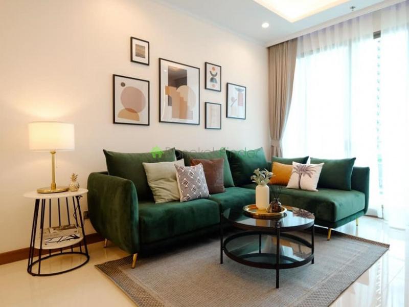 Phromphong, Bangkok, Thailand, 2 Bedrooms Bedrooms, ,2 BathroomsBathrooms,Condo,For Rent,Supalai Oreintal Place 39,7092