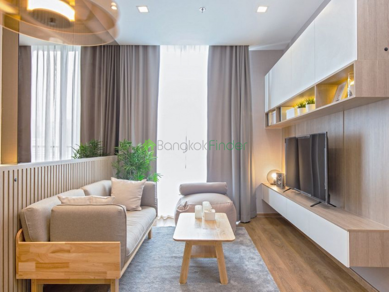 Phromphong, Bangkok, Thailand, 1 Bedroom Bedrooms, ,1 BathroomBathrooms,Condo,For Rent,Noble BE33,7097